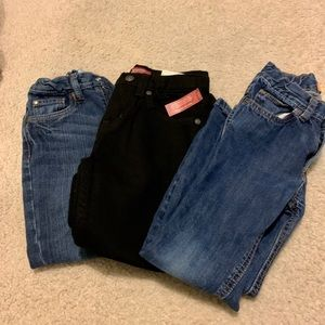 3-4-1 Jeans
